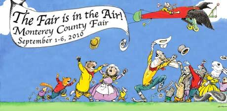The fair is in the air!