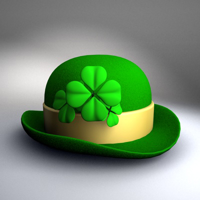 Saint-pattys-day-hat
