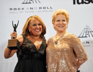 Darlene Love - Rock 'n Roll Hall of Fame Inductee