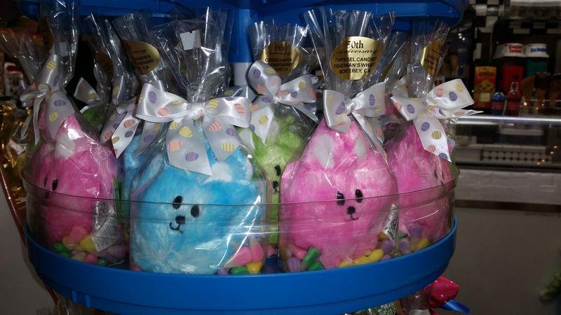 Fluffy rabbits
