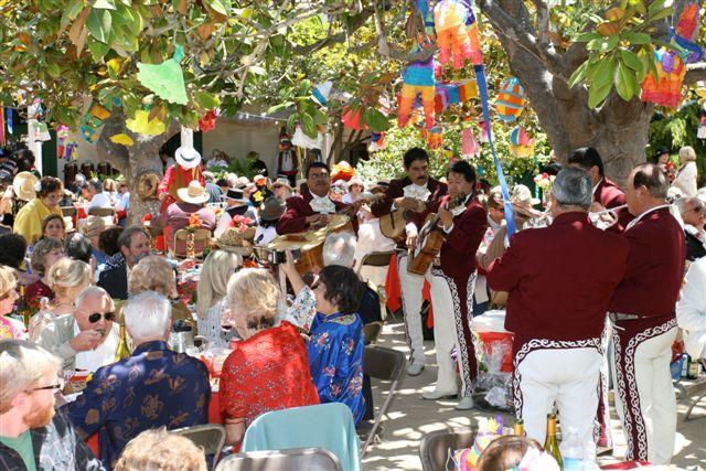 La Merienda party (2)