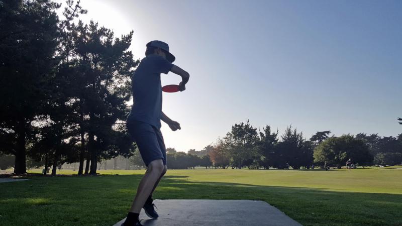 Disc Golf 1 photo