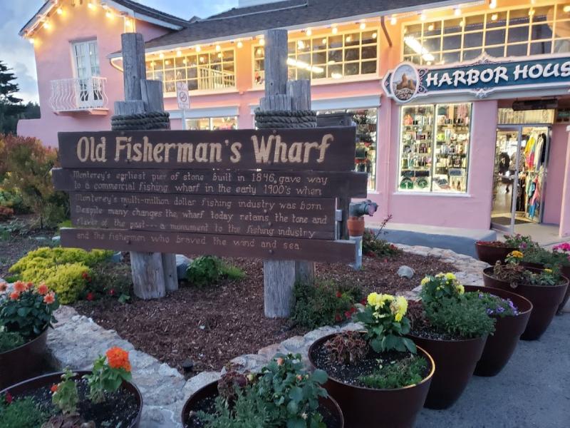 Old Fisherman's Wharf 2