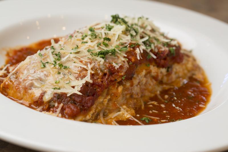 Rosines Lasagna Lunch Dinner