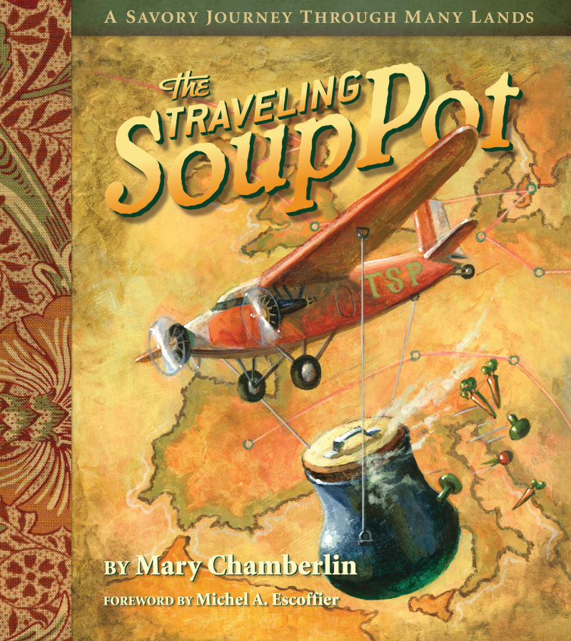 Mary Chamberlin Soup Bookx