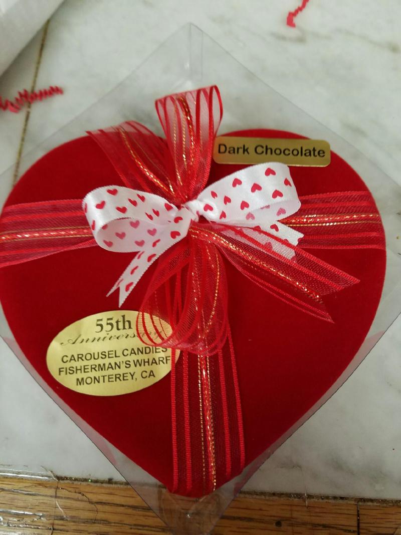 VALENTINE'S HEART BOX 1